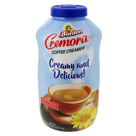 Borden, Cremora, Powdered Coffee Creamer, 35.3oz Bottle