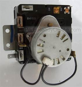 Whirlpool Dryer Timer 3393934e Model M460