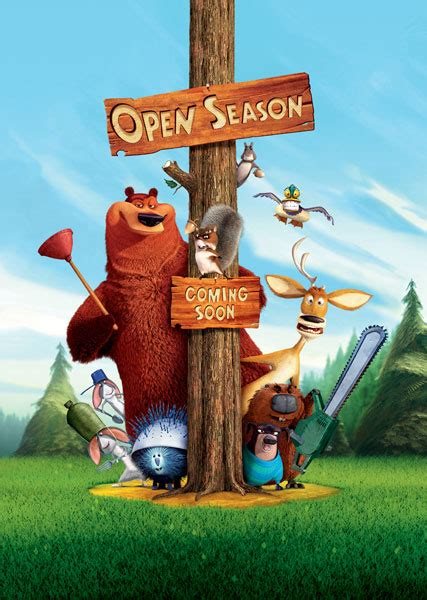 Sezona lova (OPEN SEASON) - Film