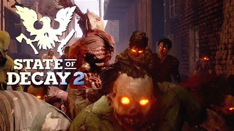 state  decay  announcement trailer gamespot