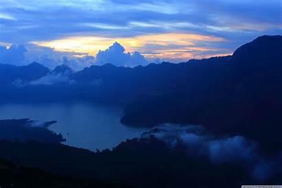 Indonesia Rinjani Surface Pro Microsoft Wallpapers Lombok
