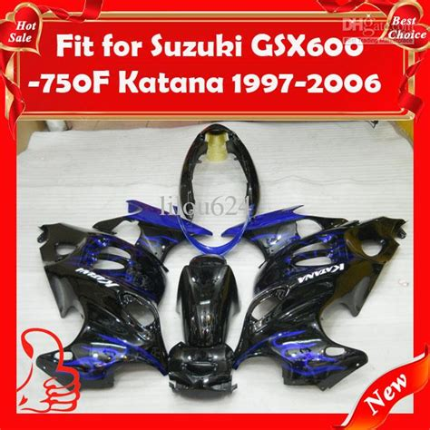 Suzuki Katana 600 Fairings by Fairings Kit For Suzuki Gsx600f Gsx750f 97 98 99 00 01 02