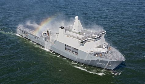Joint Support Ship for multi mission naval support