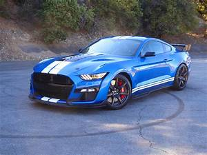 2020 Ford Mustang Shelby GT500 Test Drive | NADAguides