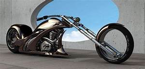 Futuristic Chopper   Cool Motorcycles and Choppers   Pinterest