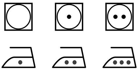technique de repassage du linge que signifient au juste les symboles de lavage homegate ch
