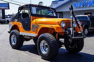Manual 1969 Jeep Cj5 4x4 For Sale At Northwest Motorsport