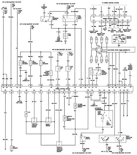 1980 Cadillac Fleetwood Wiring Diagram by Repair Guides Wiring Diagrams Wiring Diagrams