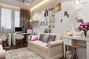 Mdchen Jugendzimmer 24 Ideen Mit Unterschiedlichen Stilen