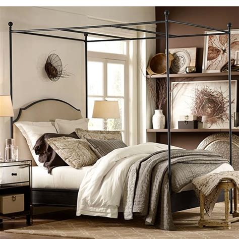 Pottery Barn Canopy by Pottery Barn Aberdeen Canopy Bed Copy Cat Chic