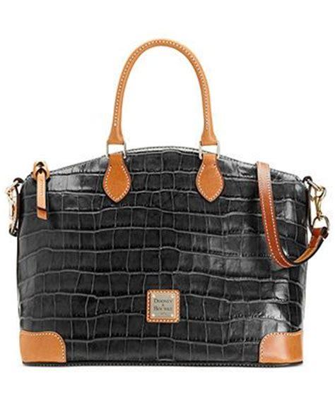 dooney bourke handbag croco satchel dooney bourke