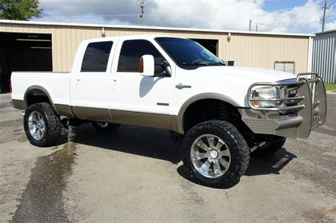 2005 FORD F 250 KING RANCH DIESEL FOR SALE!   YouTube