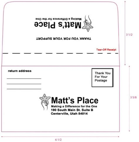 remittance envelope template 85 x 11 envelope template templates resume exles xvamgj9alx