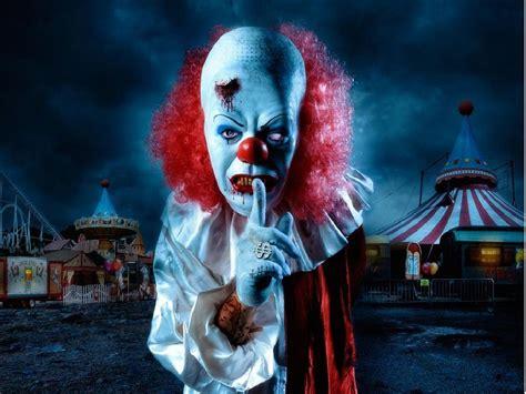 Wallpaper Clown by Hd Horror Clown