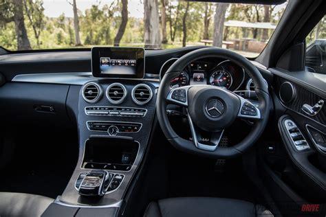 Mercedesbenz C 250 Amg Line Review (video) Performancedrive