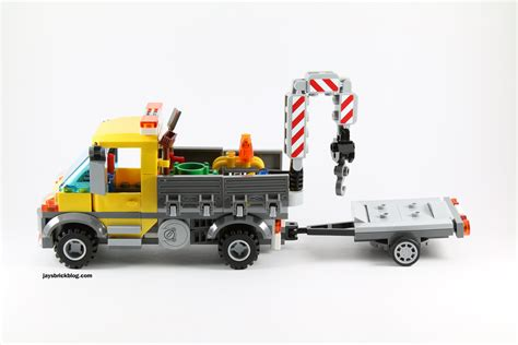 Lego Truck by Review Lego City 60073 Service Truck