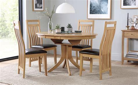 hudson  oak extending dining table   bali chairs