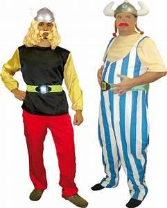 Déguisement Couple Célèbre : duo gaulois deguisement adulte en couple le ~ Melissatoandfro.com Idées de Décoration