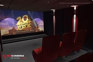 Cinema A La Maison : le concept 06a une salle cin ma maison r alis e sur mesure ~ Louise-bijoux.com Idées de Décoration