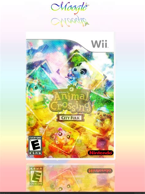 Amazoncom Animal Crossing City Folk Nintendo Wii Party