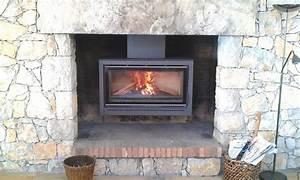 Installer Une Cheminée : chemin e de poele a bois energies naturels ~ Premium-room.com Idées de Décoration