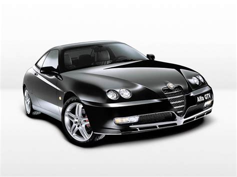 Black Alfa Romeo by Alfa Romeo Gtv Black Wallpapers By Cars Wallpapers Net