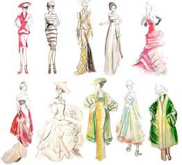 clothes design rapid fashion drawings by karmaela on deviantart