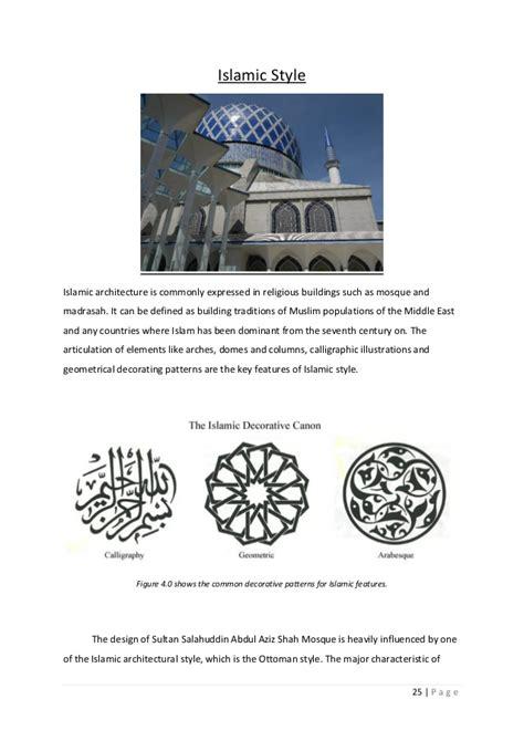 Shah Alam Blue Mosque Report