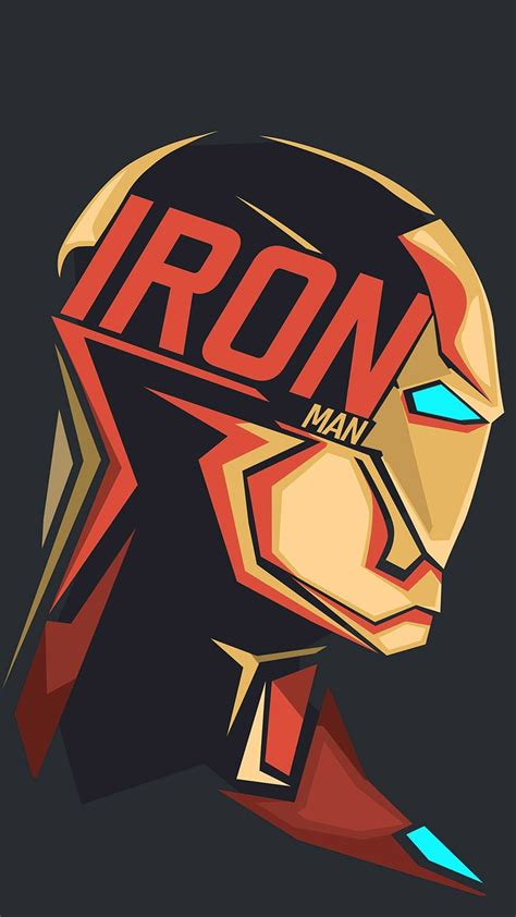 iron man text art iphone wallpaper iphone wallpapers