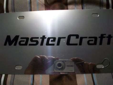 Nitro Boats License Plate by Find Mastercraft Boat License Plate Motorcycle In