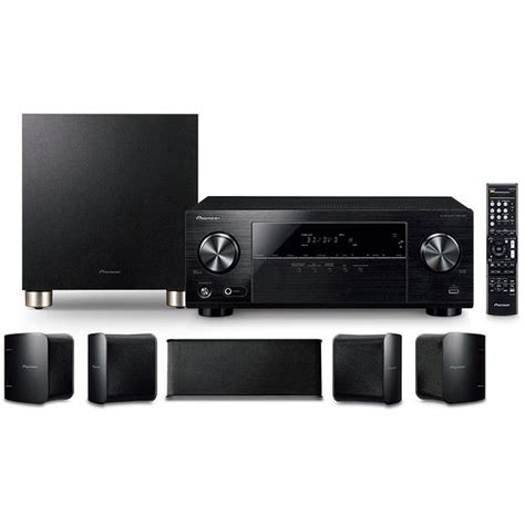 Pioneer Htp Channel Home Theater System