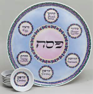 traditional seder plate list of seder plate items crafts