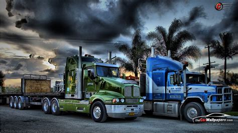 kenworth trucks semi trailer kenworth trucks volvo