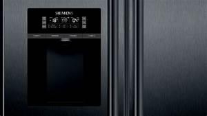 Siemens Kühlschrank Schwarz : siemens side by side k hlschrank edelstahl schwarz iq700 ~ Watch28wear.com Haus und Dekorationen