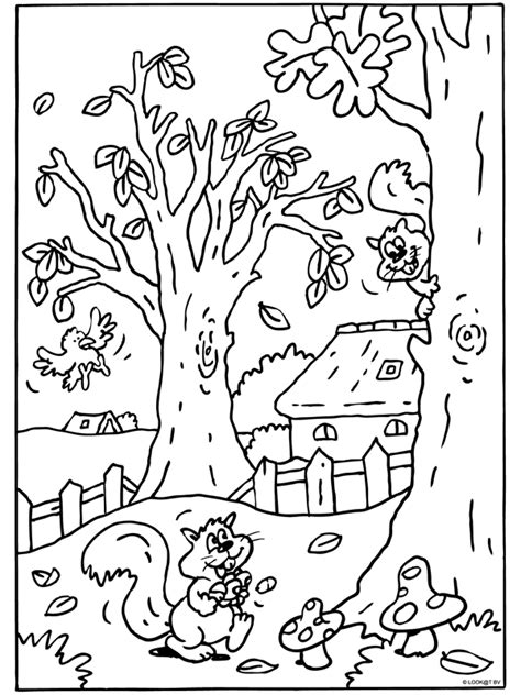 Cijfer Kleurplaat Herfst by Cijfer Kleurplaat Volwassenen N De 30
