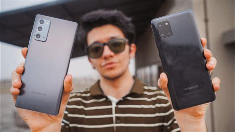 Samsung Galaxy Note 20 vs Note 10 Lite - Don't Be Fooled ...