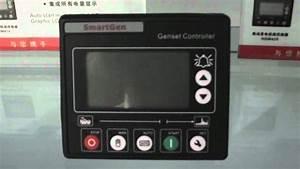 Smartgen Generator Controller