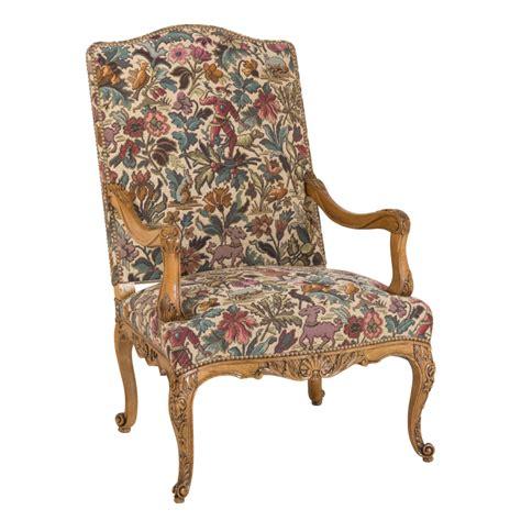 fauteuil josselin style louis xiv louis xiv ateliers allot meubles et si 232 ges de style