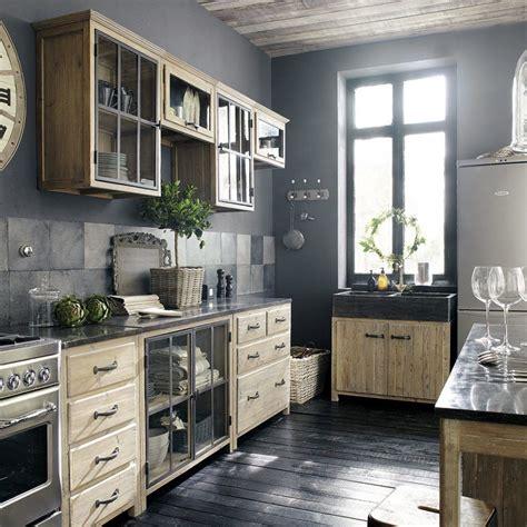 meuble cuisine persienne decoration maisons du monde cuisine meubles cuisine