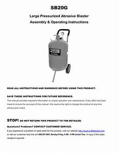Black Bull 800135 Use And Care Manual