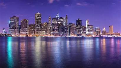 4k York Wallpapers Cityscape Nightscape River East