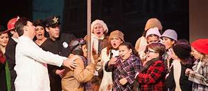 Theater Review: 'Christmas Story' charms in new musical