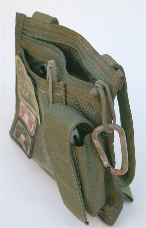 tag molle admin pouch od