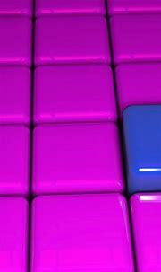 1080x2400 cubes, surface, sleek 1080x2400 Resolution ...