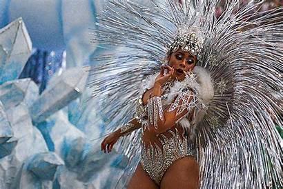 Carnival Samba Brazil Getty Photograph Paints Sequins