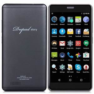 Dupad Story M7 No Camera With Gps 4g Smartphone Hotknot