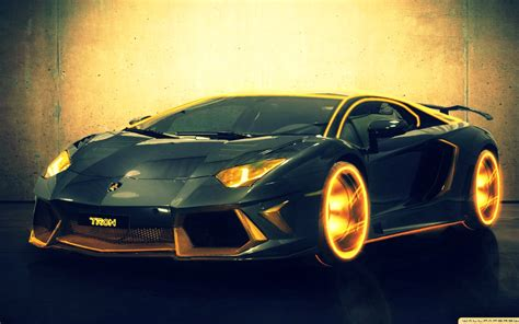 Download Tron_lamborghini_2 1280 X 800 Wallpapers