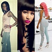 NICKI MINAJ BEFORE AND AFTER PLASTIC SURGERY | TERRY'S BLOG