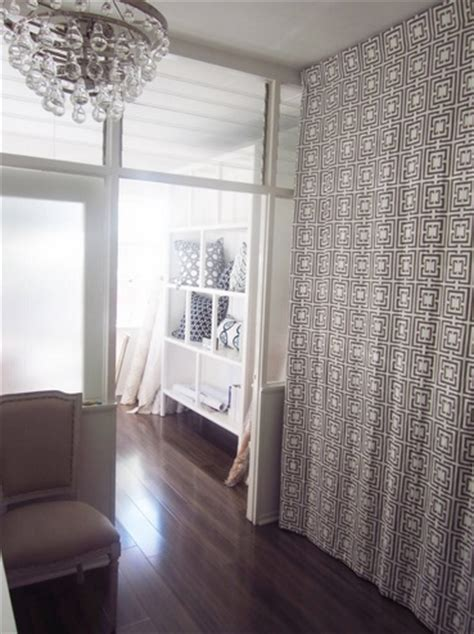 curtain room divider floor to ceiling room divider to make more rooms