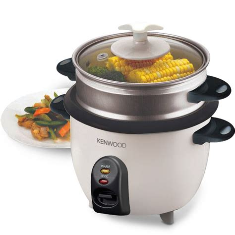 Kitchen Living Rice Cooker by Buy Kenwood Rice Cooker Rcm280 0 6ltr At Low Price